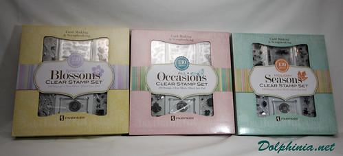 Inkadinkado Clear Stamps Sets at Costco