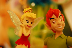 TIPOYOCK LIFE PICTURE Tinkerbell PETER PAN