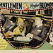 Gentlemen Prefer Blondes (1928) Lobby Card 3 of 3