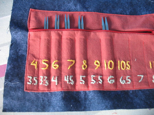 needle tidy - unzipped