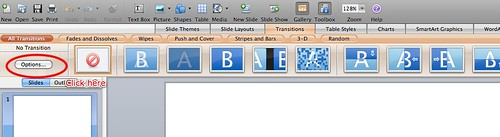 Screenshot 2 of the PowerPoint menu.