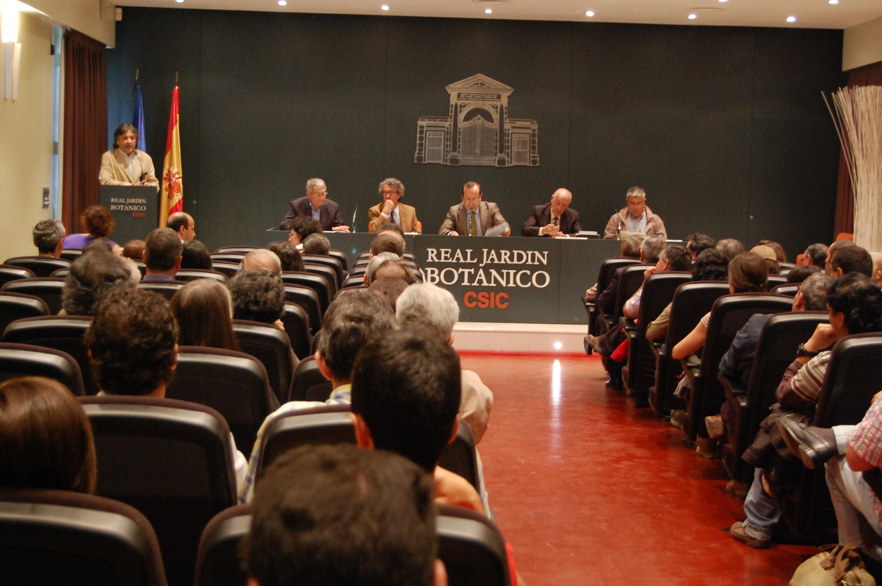 Acto presentacion reedición libros González Bernáldez
