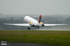 OY-JRU - 49403 - Danish Air Transport - McDonnell Douglas MD-87 - Luton - 100825 - Steven Gray - IMG_2333