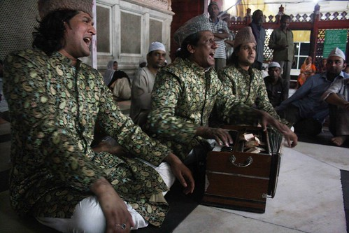 City Faith – The Qawwal Families, Hazrat Nizamuddin Dargah