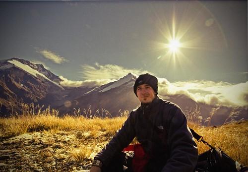 Elch @ Mt. Aspiring National Park 1981