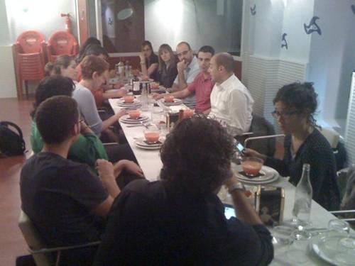 Sopar #canallesca Tarragona
