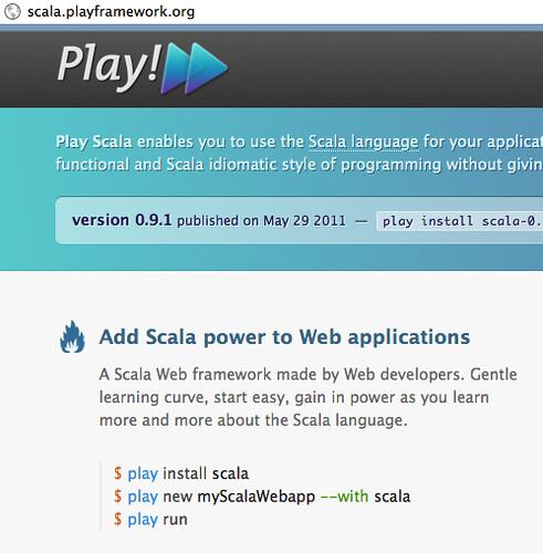 Scala Play