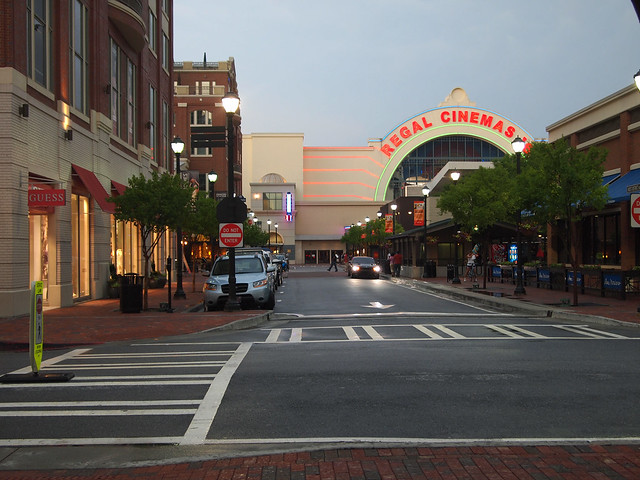 Atlantic Station - Regal Cinemas