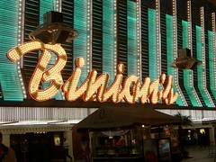 Binion's on Freemont