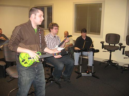 SMC Louisville: Jamming on Rock Band
