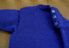 'Sweater with Star' buttons