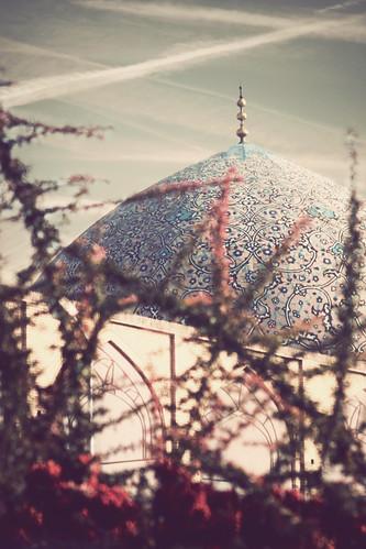 Sheikh lotfollah, the mosque of beauties... (by HAMED MASOUMI)