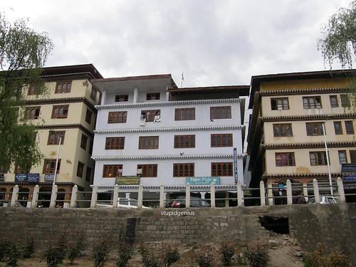 Opposite Hotel