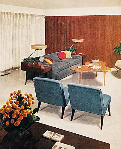 BH&G 1961 Contemporary