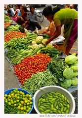 Green is Life (Araleya) Tags: life leica travel nepal people food green colors vegetables colorful asia market panasonic memory nepalese roadside pokhara lively nepali streetshot freshmarket southasia fz50 localmarket araleya saarc leicadigital prativichowk เนปาล