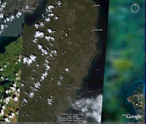 Guimaras Satellite Image