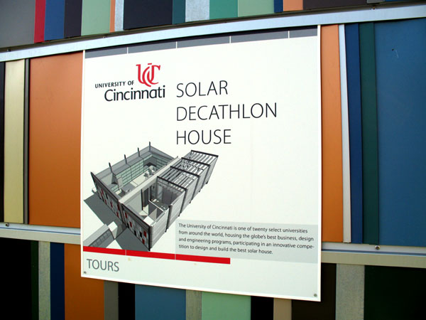 UC Solar Decathlon House