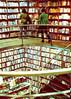 (Clara Zamith) Tags: people woman 50mm book stair pentax k1000 bookstore read photograph livro livraria martinsfontes clarazamith