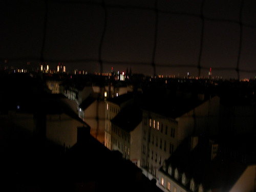 Vienna night view (North)