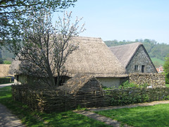 Crofter's Cottage, Ryedale Folk Museum.