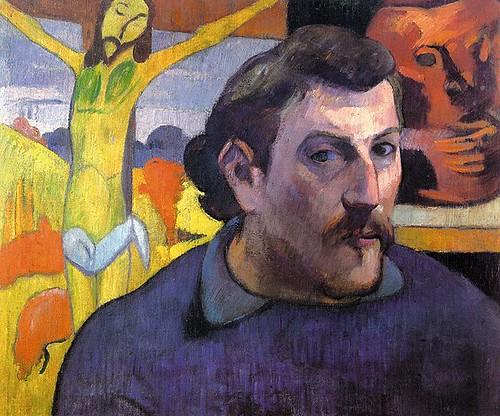Gaugin Self Portrait
