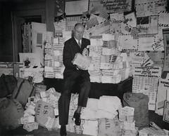 Postmaster General James A. Farley During Nati...