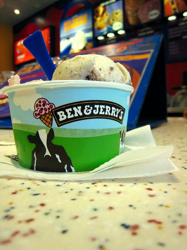 PETA Urges Ben & Jerry's To Use Human Breast Milk In Their Ice Cream