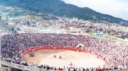 Plaza de toros de Cutervo