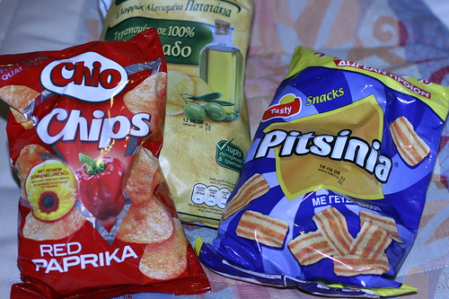 Chips in Greece