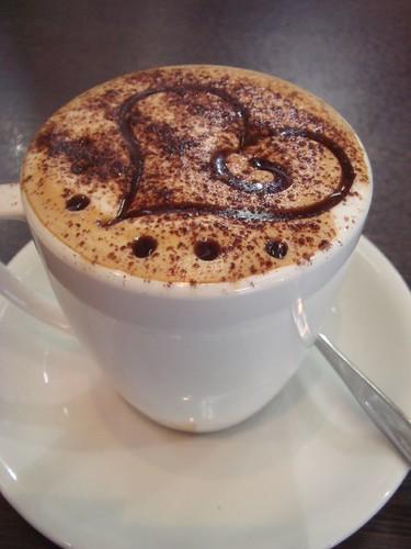 Capuccino@Cafe Modena