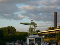 Westhafen (flickrike) Tags: berlin spree westhafen bootstour
