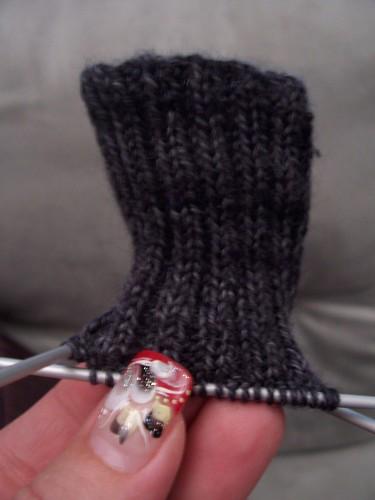 Dad's Sock