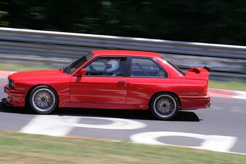 BMW M3 E30  by nordschleifenfan