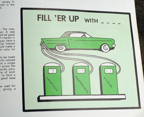 Fill 'Er Up...
