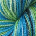 Blue Grotto BFL Sock Yarn - 4 oz