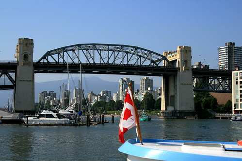 Canada Day False Creek Ferry