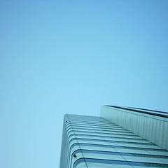 【写真】ミニデジで撮影したニューピア竹芝ノースタワー
