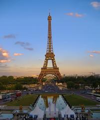Torre Eiffel (faamandres) Tags: paris france tower europa torre tour searchthebest eiffel torreeiffel fabulous francia ue thegalleryoffinephotogra
