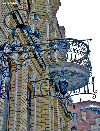 houses of Kiev - restaraunt