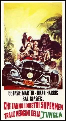 1970 - 3 supermen en la selva 2