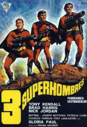 1967 - I Fantastici 3 Supermen 01