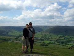 On top of Mam Tor