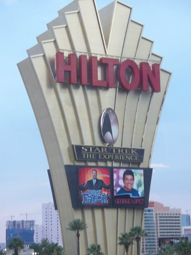 The Experience at the Las Vegas Hilton