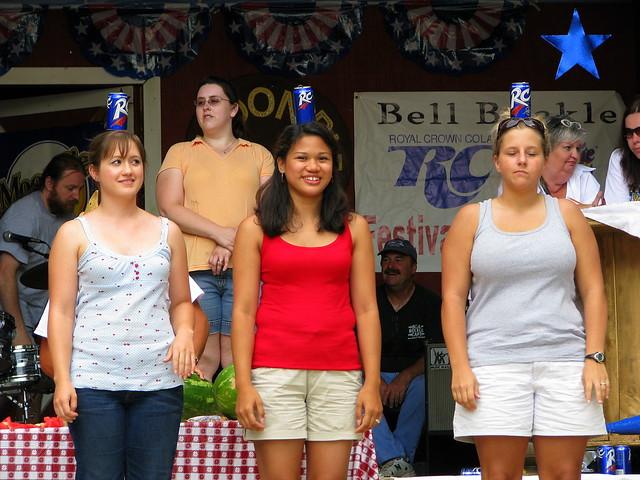 RC Cola Dash Contestants 6