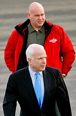 John McCain y Steve Schmidt