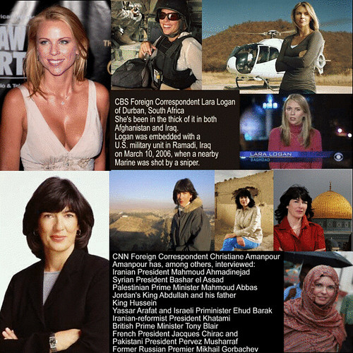 Women Of The Liberal Media