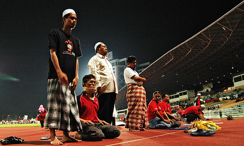 Fuel Price Hike Protest - Congregation of 1Million Malaysians