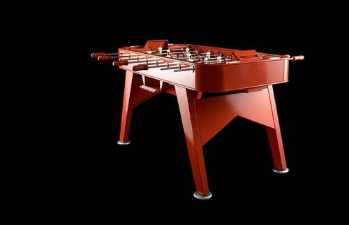 RS#4 barcelona football game table red