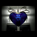 Happy Saint (St.) Valentine's Day Heart ? - MCA - heart of gold - Chicago - fluid still video image