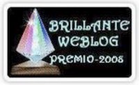 Brillante Weblog Award 08